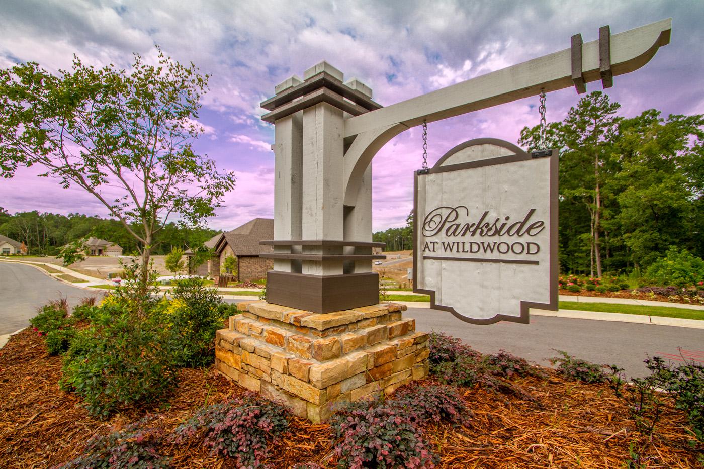 Parkside Entrance